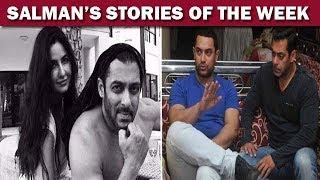 Salman–Katrina's Photo From 'Tiger Zinda Hai' Sets Leaked | Aamir Supports Salman & Shah Rukh