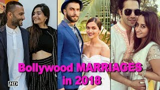 Bollywood couples getting MARRIED in 2018 - IANSLIVE