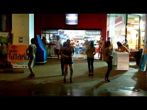 Volume Up - 4MINUTE cover dance - Parallel'JJAM @ True Move  06/09/2012