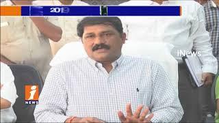 Jagan Need To Challenge Paradise Papers Not Chandrababu | Ganta Srinivasa Rao Advises | iNews - INEWS