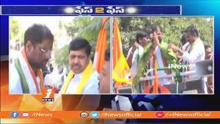 Congress Candidate Ravichandran Face To Face Over Election Campaign In Warangal | iNews - INEWS