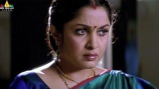 Raju Maharaju Movie Ramya Krishna with Mohan Babu   Telugu Movie Scenes   Sri Balaji Video - SRIBALAJIMOVIES