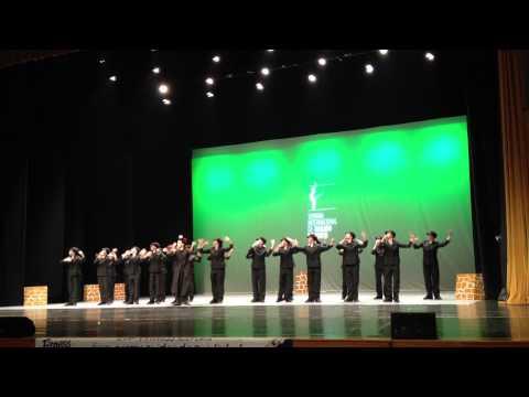 Coreografia Joana Quelhas- Academia de Dança do Vale do Sousa e Artedança-  step in time