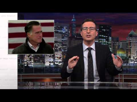 Last Week Tonight with John Oliver: Wealth Gap (HBO)