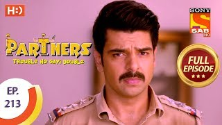 Partners Trouble Ho Gayi Double - Ep 213 - Full Episode - 20th September, 2018 - SABTV