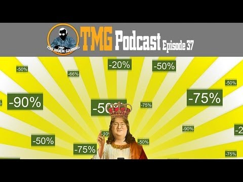 The TMG Podcast Episode 37: HIDE! Steam Summer Sale!!! - 06/23/2014