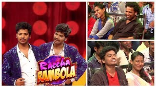 Raccha Rambola Stand-up Comedy show 57 - Jabardasth Paradesi Hilarious Comedy - Mallemalatv - MALLEMALATV