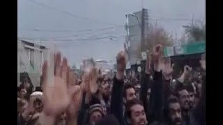 PoK residents protest against Pakistan government for raising taxes - ABPNEWSTV