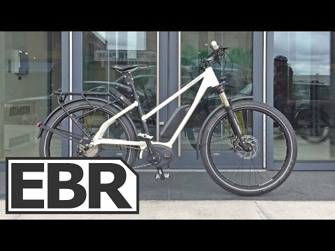 Riese & Müller Charger Mixte GT Touring HS Video Review - Mid-Step Speed Ebike