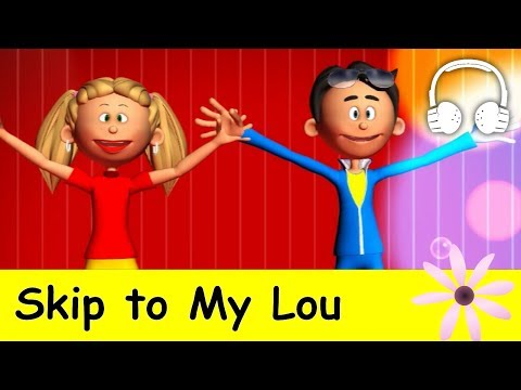 Muffin Songs – Skip to My Lou Tekerlemeler ve İngilizce Çocuk Şarkıları