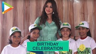 WATCH: Actress Payal Ghosh Celebrates her Birthday - HUNGAMA