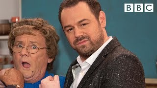 Danny Dyer teaches Mammy cockney rhyming slang - BBC - BBC