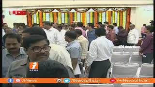 Mumtaz Ahmed Khan Sworn in As Telangana Pro-Tem Speaker at Raj Bhavan | iNews - INEWS