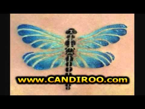 Libelle Tattoo, Tattoobilder, Tattoomotive