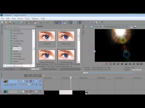 Sony Vegas Pro 11 Tutorial The Making of &quot;THE SHADOW&quot; Intro template