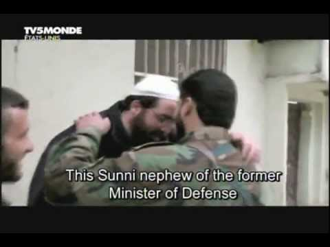 "1 week with the ""free syrian army"" - Feb 2012 - Arte reportage 1 of 2"