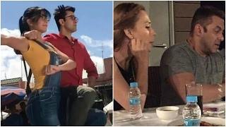 Katrina-Ranbir Shoot A Promotional Video   Salman Joined By Iulia