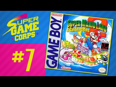 Super Mario Land 2: 6 Golden Coins - Part 7 - Super Game Corps