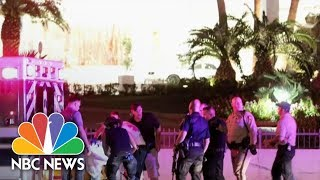 First Responders Face PTSD Risk After Vegas Shooting | NBC News - NBCNEWS