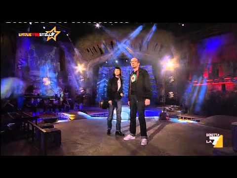 Un Due Tre Stella - 27/04/2012 - VICHI E IL RAGAZZO SUO, TULLIO