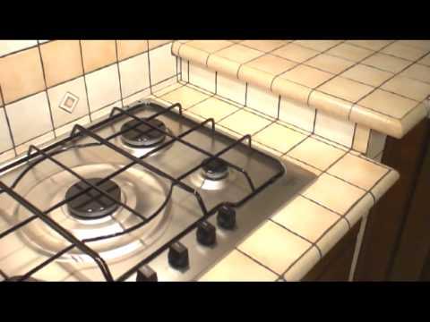Realizzazione cucina in muratura