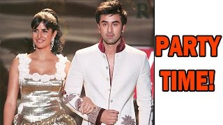 Ranbir Kapoor & Katrina Kaif throw a House warming party - Bollywood News