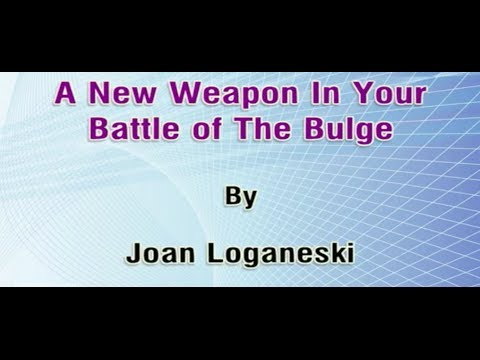 A New Weapon To Help You Win Your  Battle Of The Bulge