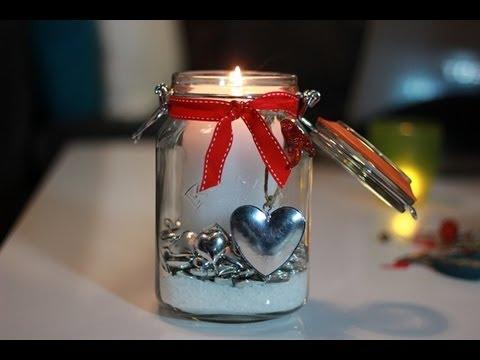 Domowe DIY - Świecznik w stylu Shabby Chic / Ozdoby Bożonarodzeniowe - odcinek 2