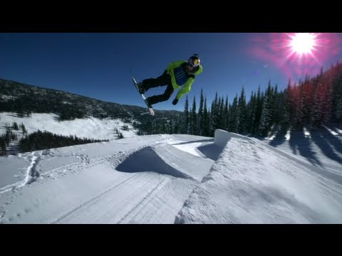 One of a kind snowboard competition - Red Bull Supernatural - NBC Signature Series