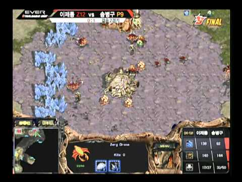 EVER2007 OSL  Jaedong vs Stork 2007-12-22  @ Katrina