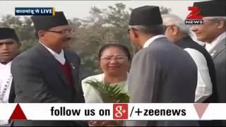 PM Modi receives a warm welcome in Nepal - ZEENEWS