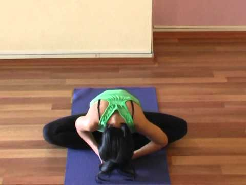 Yoga Stretching Exercises: Beginners Flexibility Routine Part 2/2