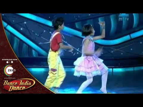 DID L'il Masters Season 2 May 19 '12 - Rohan & Saumya
