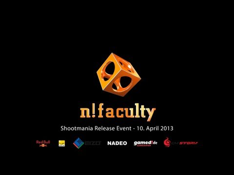 Shootmania Release Event Germany by n!faculty - Recap