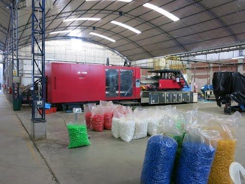 AMG Máquinas Inyectoras De Plástico (Cliente Atendido)