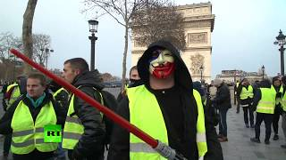 Yellow Vests gone intergalactic? 'Sith' seen protesting in Paris - RUSSIATODAY