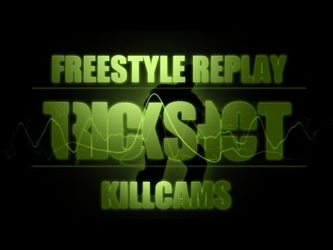 Trickshot Killcam # 258 | MW2 KILLCAM | Freestyle Replay