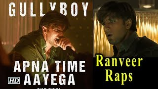 Ranveer's Raps 'Apna Time Aayega' SONG | OUT NOW | Alia Bhatt - BOLLYWOODCOUNTRY