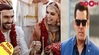 DeepVeer to host 2 receptions for closed ones | Salman LEAVES 'Bharat's' shoot in mid-way & more - ZOOMDEKHO