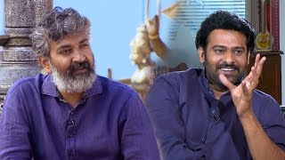 Saahore Baahubali - Special Interview of Prabhas and SS Rajamouli - BAAHUBALIOFFICIAL