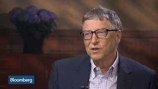 Bill Gates: U.S. Drug Pricing System 'Better Than Most' - BLOOMBERG