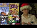 BIBLE GAMES - review by the Angry Video Game Nerd