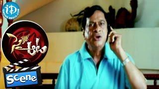 Sye Aata Movie Scenes - MS Narayana Comedy    Omkar    Charmy    Nassar - IDREAMMOVIES