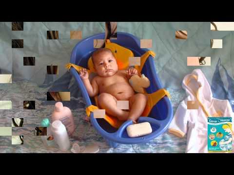 GERAR E NASCER - Banho do Bebê