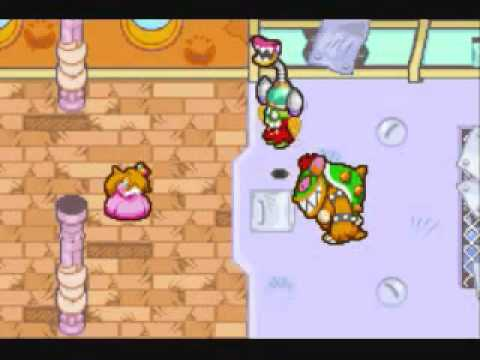 Mario & Luigi SuperStar Saga Funny Moments