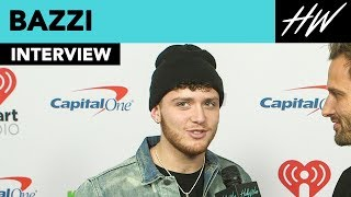 Bazzi Opens Up About Tour With Justin Timberlake & Admits His Obsession With Outer Space! Hollywire - HOLLYWIRETV