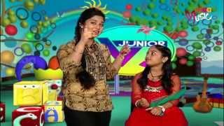 Junior Vj Episode 63 : Sanjani - MAAMUSIC