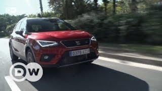 Little SUV: The SEAT Arona | DW English - DEUTSCHEWELLEENGLISH