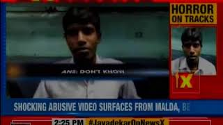 West Bengal: Man thrashed, humiliated in a train for his inability to name the PM of the country - NEWSXLIVE