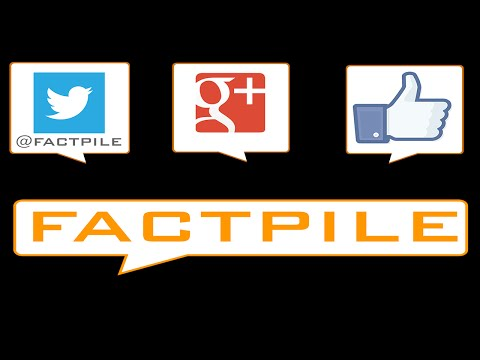 FactPile 2015 Announcement